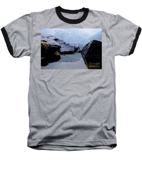 Icy Reflections Baseball T-Shirt