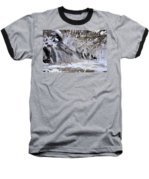 Icy Spring Baseball T-Shirt