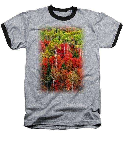 Idaho Autumn T-shirt Baseball T-Shirt