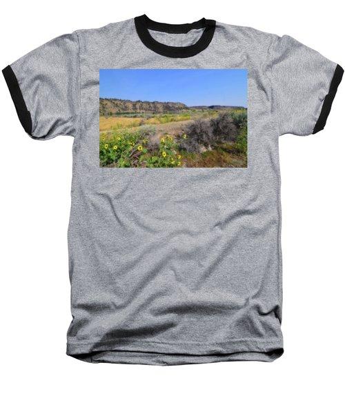 Baseball T-Shirt featuring the photograph Idaho Landscape by Bonnie Bruno