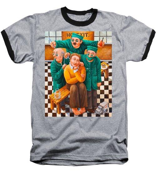 Idiot Savant Baseball T-Shirt
