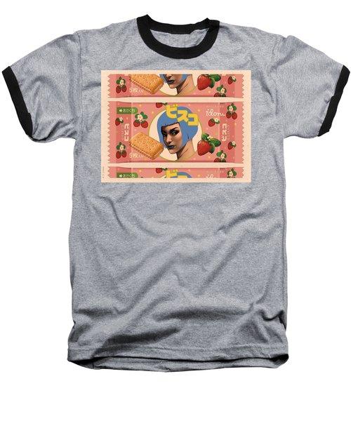 Idoru Sweets Baseball T-Shirt