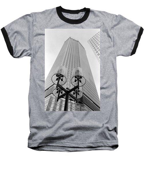 Ids  And Street Lights Baseball T-Shirt