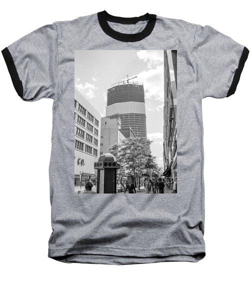 Ids Building Construction Baseball T-Shirt