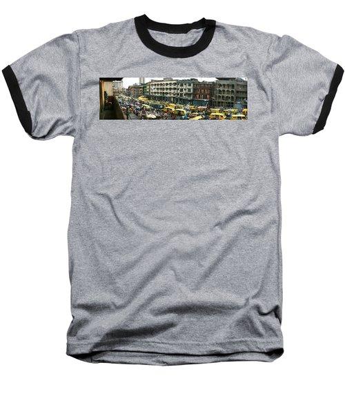 Idumota, Lagos Baseball T-Shirt