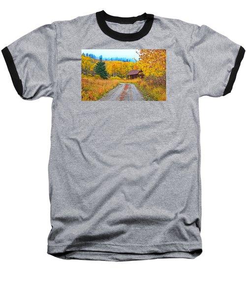 Idyllic Nostalgia Baseball T-Shirt