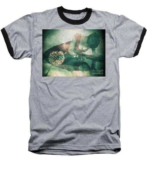 If Only I Wish Baseball T-Shirt