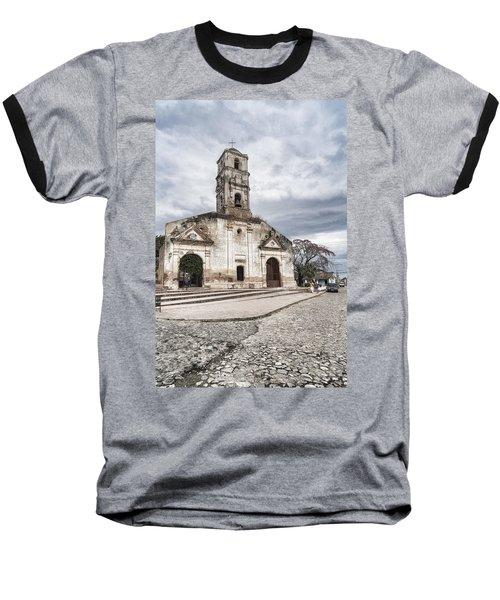 Iglesia De Santa Ana Baseball T-Shirt