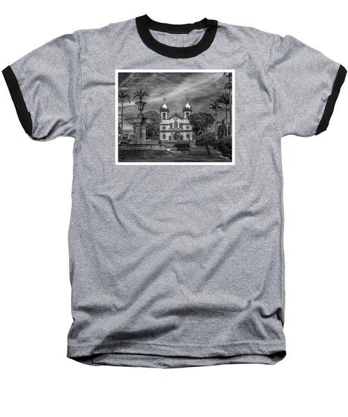 Igreja Da Matriz- Vassouras-rj Baseball T-Shirt