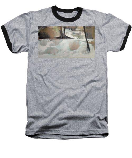 Iguacu Falls  Baseball T-Shirt