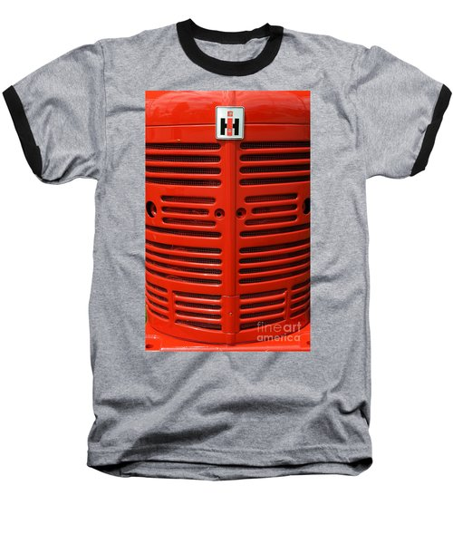 Baseball T-Shirt featuring the photograph Ih Front by Meagan  Visser