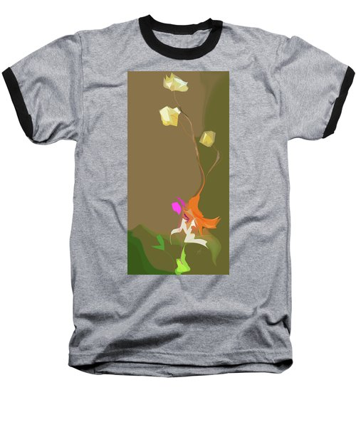 Ikebana Humoresque Baseball T-Shirt