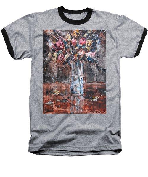 Ikebana Iv Baseball T-Shirt