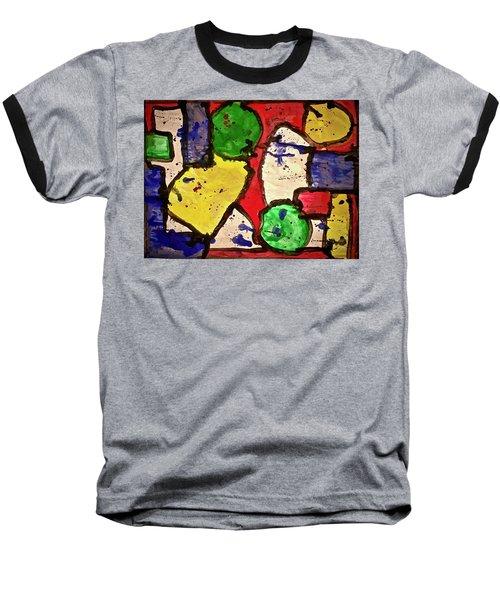 Ile De Montreal Baseball T-Shirt