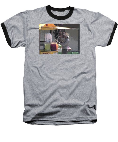 I'll Take A Large Please Baseball T-Shirt