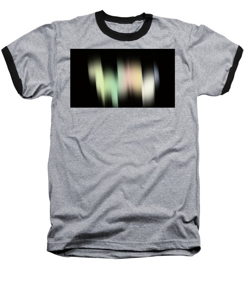 Illuminate Baseball T-Shirt by Carol Crisafi