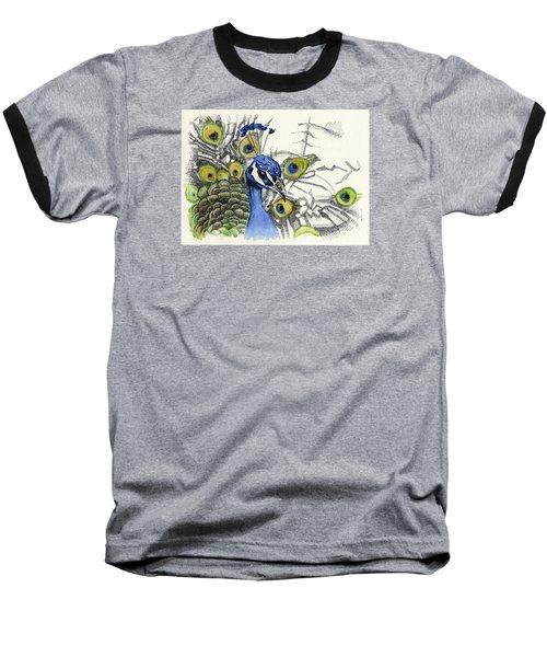 Illuminated Glory Baseball T-Shirt