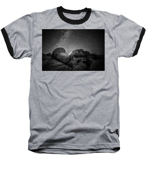 Baseball T-Shirt featuring the photograph Illuminati IIi by Ryan Weddle