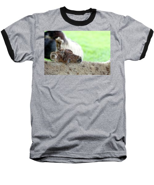 I'm Tired Baseball T-Shirt