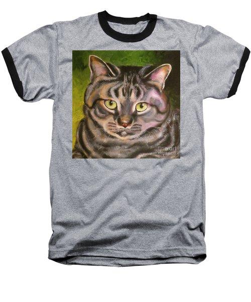 Im Your Man Tabby Baseball T-Shirt