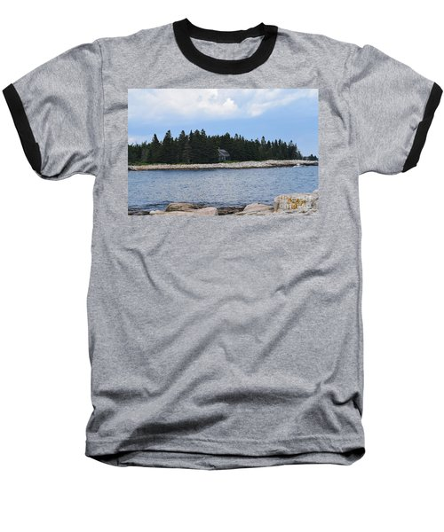 Images From Maine 3 Baseball T-Shirt