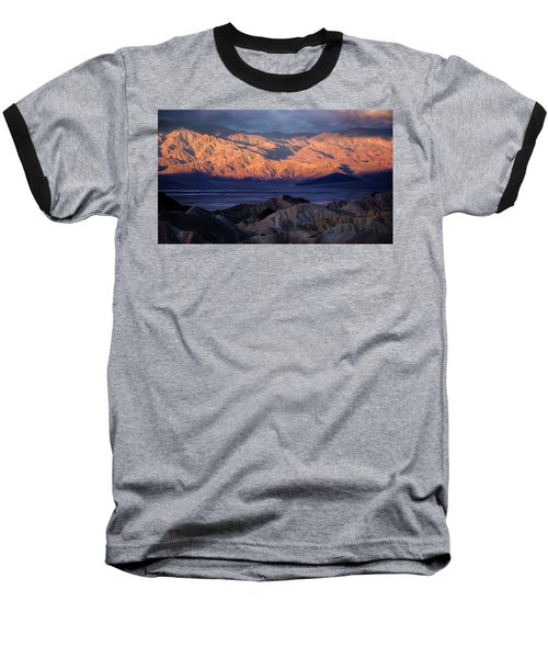 Imagine Baseball T-Shirt by Bjorn Burton