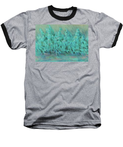 Imagine Baseball T-Shirt by Lee Beuther