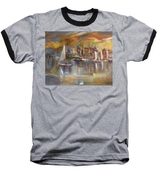 Imagined Memory Baseball T-Shirt