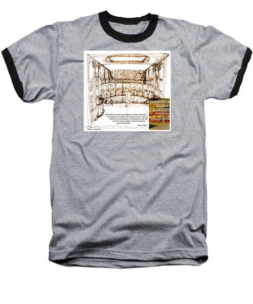 Imaginitive Genius Baseball T-Shirt