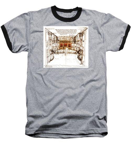 Imaginitive Genius V3 Baseball T-Shirt