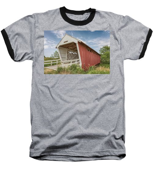 Imes Covered Bridge Baseball T-Shirt