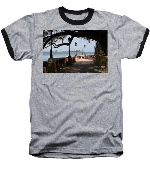 Img_0106 Paseo De La Princesa Baseball T-Shirt