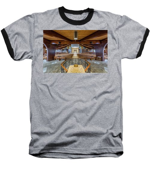 Baseball T-Shirt featuring the photograph Immaculate Conception 2848 by Everet Regal