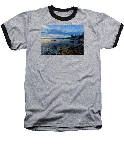 Immersed Baseball T-Shirt