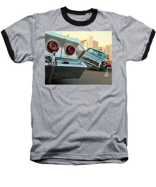 Impala Low-riders Baseball T-Shirt