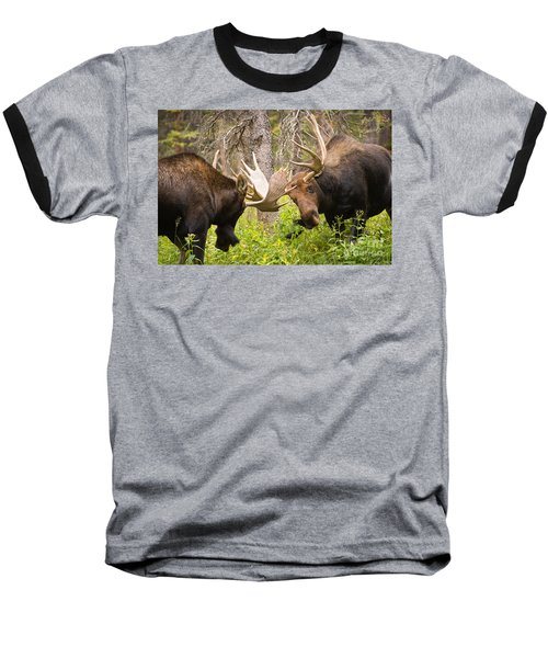 Baseball T-Shirt featuring the photograph The Approach  by Aaron Whittemore