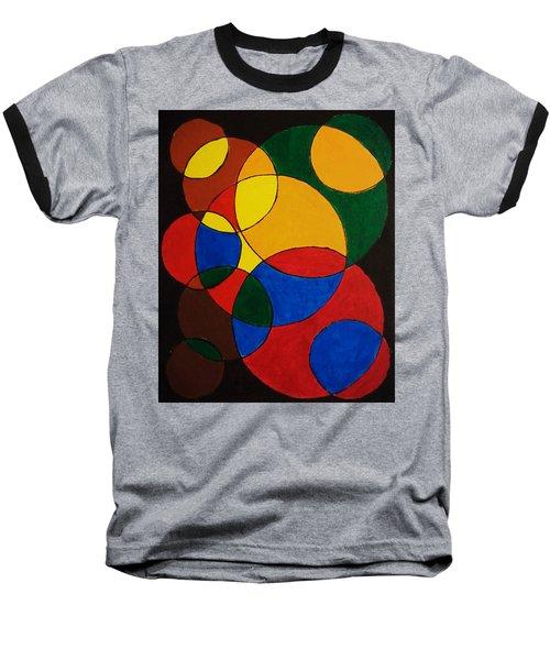 Imperfect Circles Baseball T-Shirt