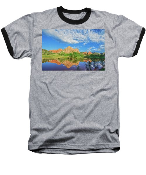 Impossible Not To Fall In Love With Colorado. Here's Why.  Baseball T-Shirt by Bijan Pirnia