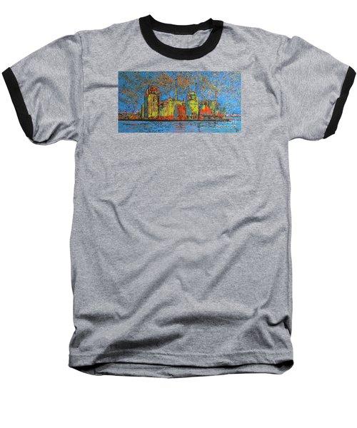 Impression - Irving Mill Baseball T-Shirt