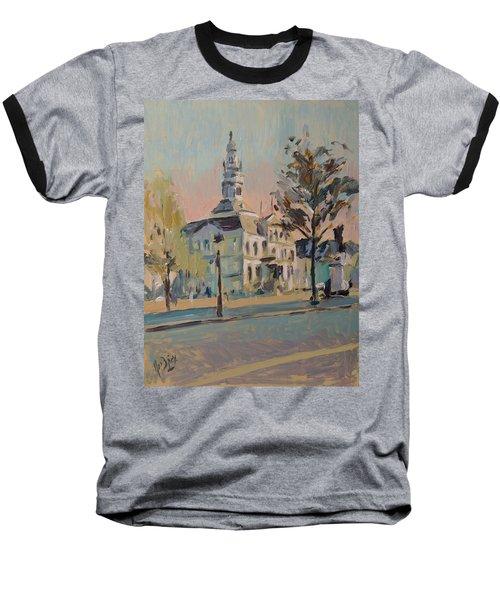 Impression Soleil Maastricht Baseball T-Shirt by Nop Briex