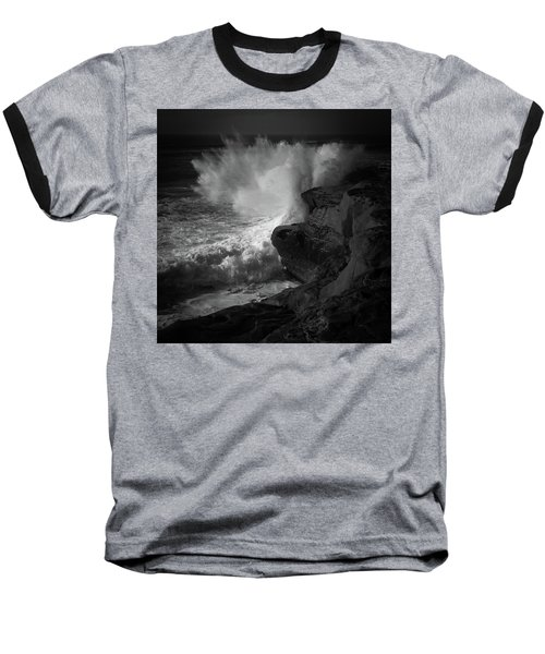Baseball T-Shirt featuring the photograph Impulse by Ryan Weddle