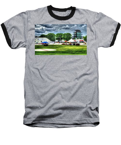 Ims Hospital  Baseball T-Shirt by Josh Williams
