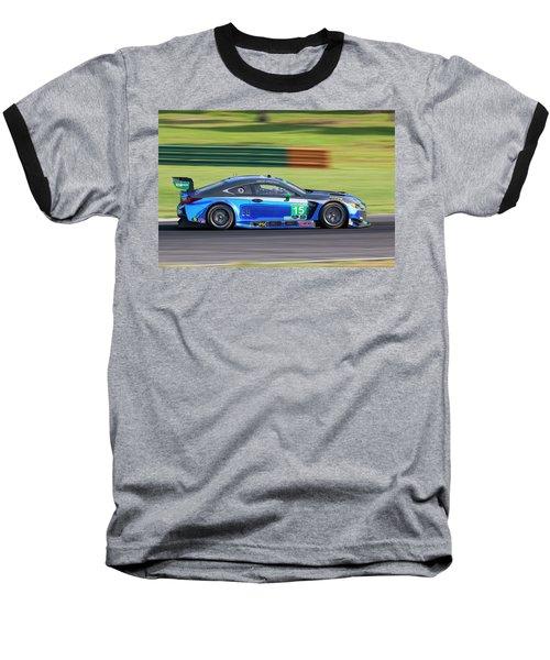 Imsa Lexus Pruett Hawksworth Baseball T-Shirt