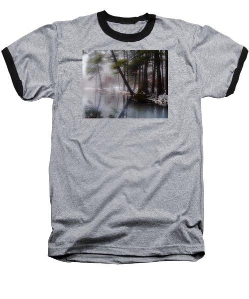 In A Fog Baseball T-Shirt