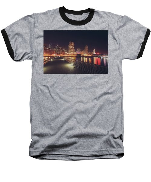 Baseball T-Shirt featuring the photograph In A Heartbeat by Laurie Search