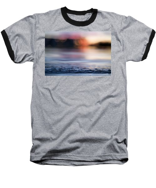 Baseball T-Shirt featuring the photograph In-between Days by Laura Fasulo