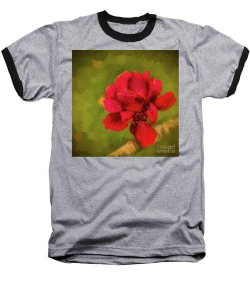 In Bloom Baseball T-Shirt