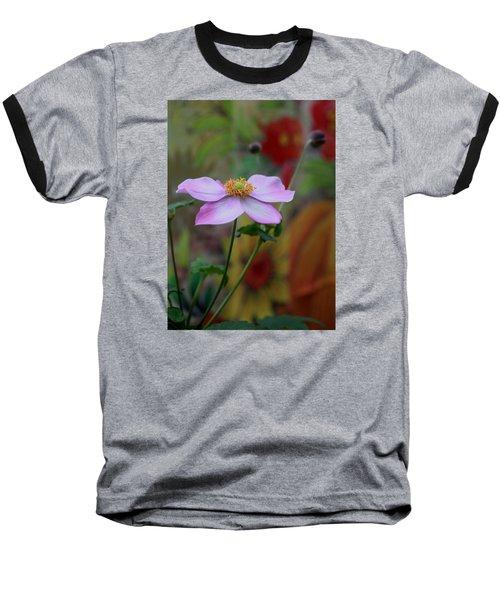 In Bloom Baseball T-Shirt by Karen Harrison