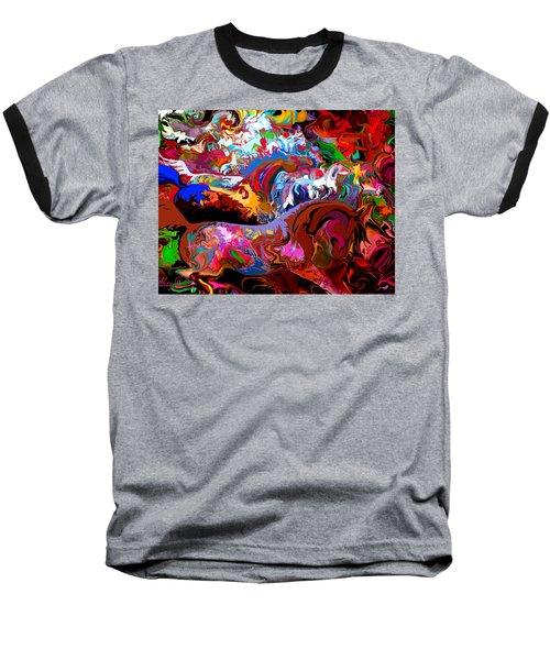 In Dreams Baseball T-Shirt