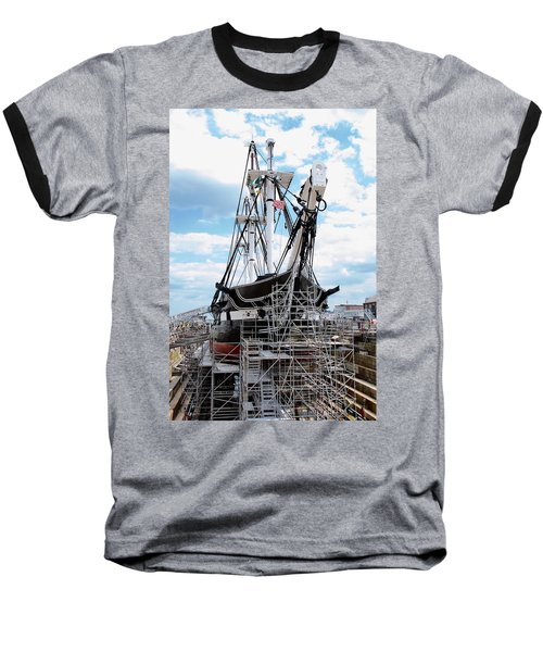 In Dry Dock Baseball T-Shirt